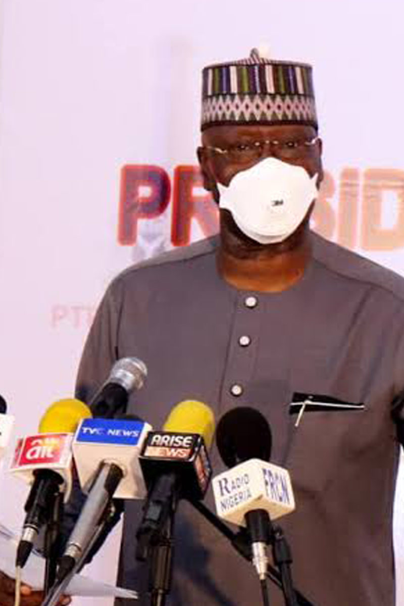COVID-19: Confusion Trails as FG Overrules Governors, Says Ban on Religious Gathering Not Lifted