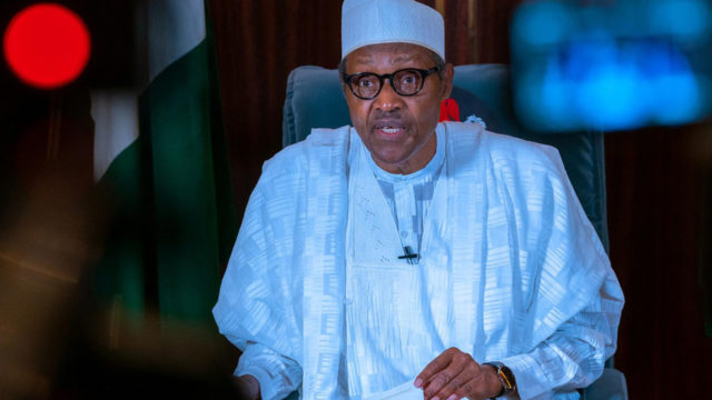 "Buhari Tasks Farmers on Massive Food Production, Says""No Money for Food Importation"""