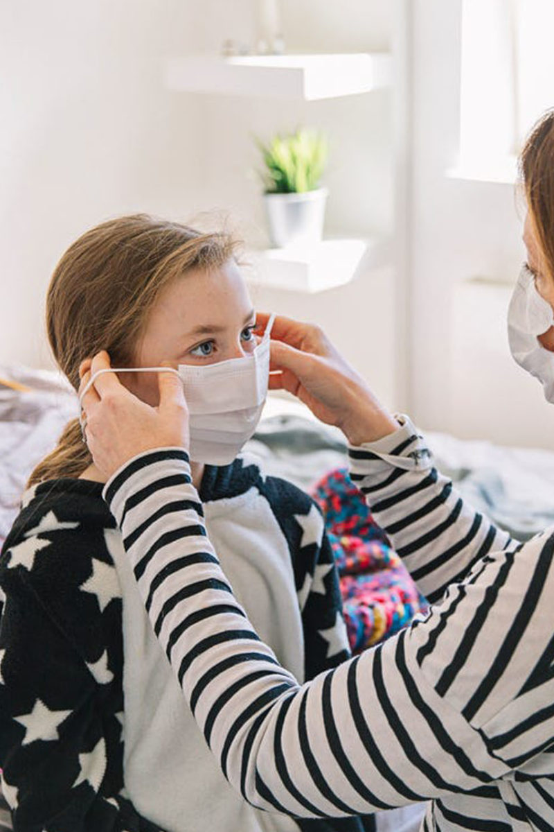 There Are Fewer Coronavirus Receptors in Children's Noses – Study