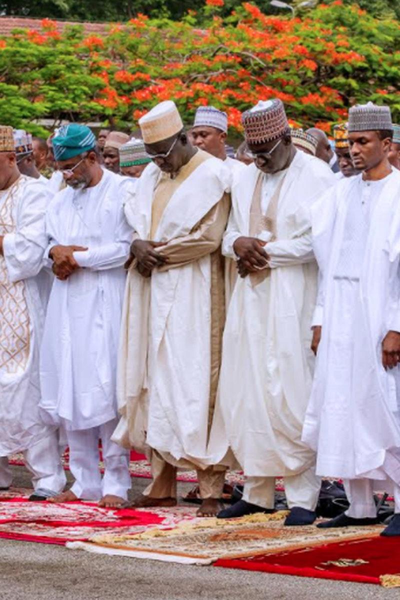 Eid-El-Fitr: CAN Prays for Peace, Good Health, Wealth