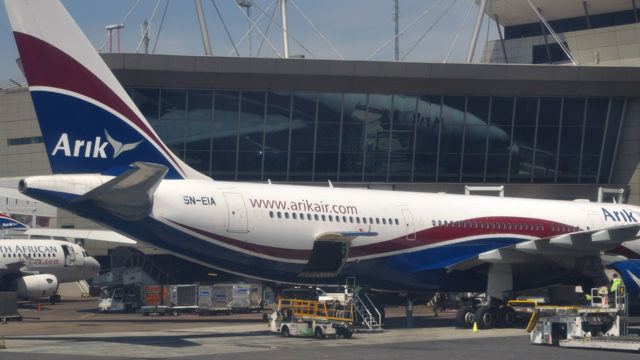 Arik Air Resumes Flight Operations Oct. 24