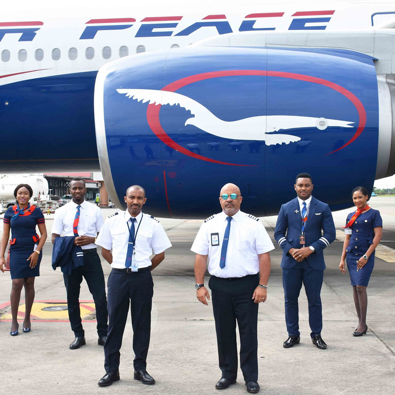 Air Peace Resumes Dubai Flights Feb. 5, Increases Operations to Enugu