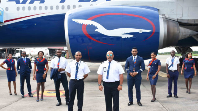 Air Peace Resumes Dubai Flights Feb. 5, Increases Operations to Enugu