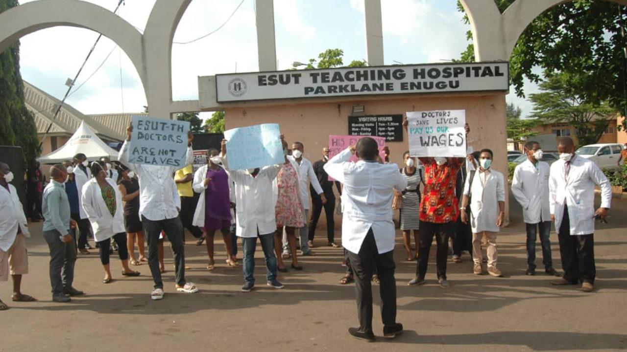https://www.westafricanpilotnews.com/wp-content/uploads/2020/04/ESUTH-TH-Resident-Doctors-Strick-01-1280x720.jpg