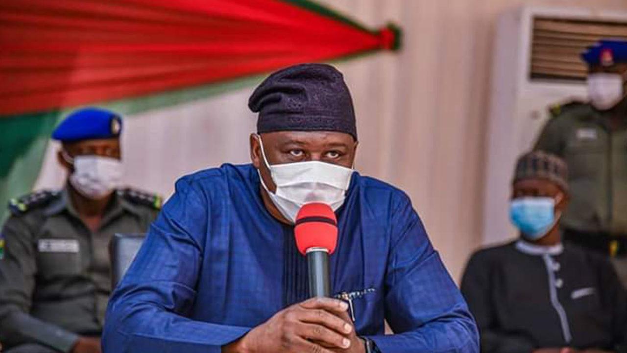 COVID-19:Adamawa State Remain Unshakable-Fintiri