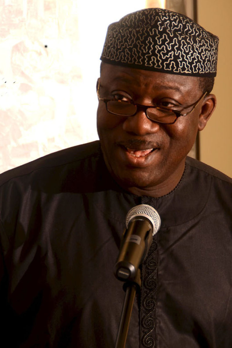 Fayemi Has Sold Abuja Governor's Lodge – PDP Alleges