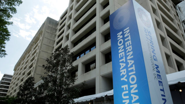 IMF Projects Higher Economic Growth for Nigeria in 2021