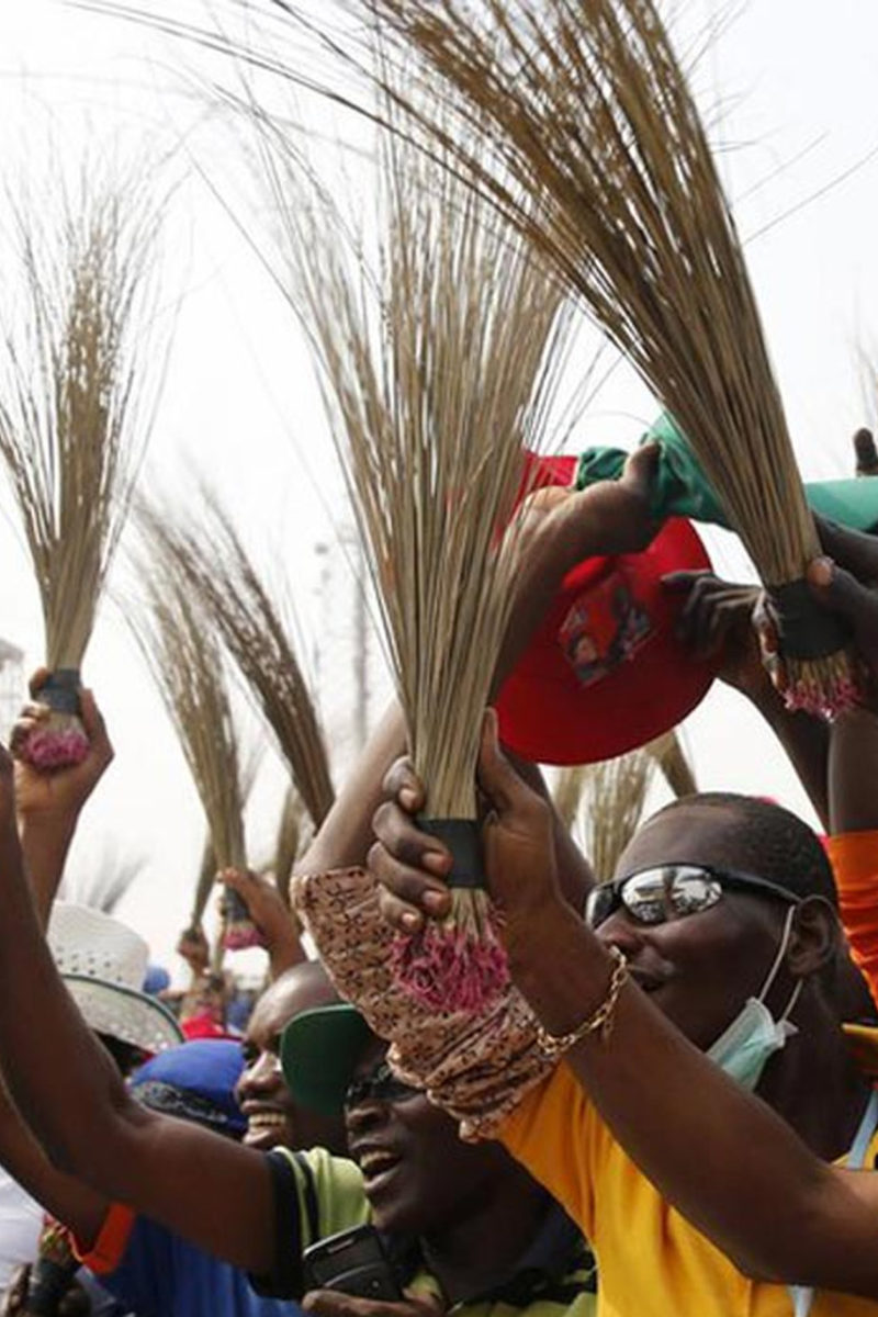 APC Crisis Deepens as Group Tells Buni to Release Convention Plans Now
