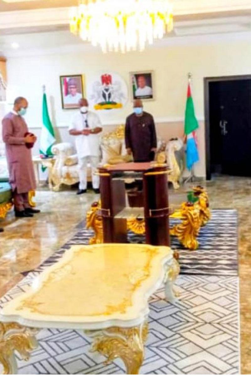 Uzodinma, Ngige, Nnamani, Others Meet for Igbo United Front