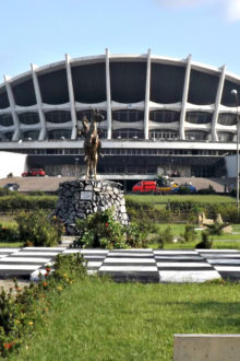 Upgrade: FG Officially Hands Over National Theatre to CBN, Bankers Committee