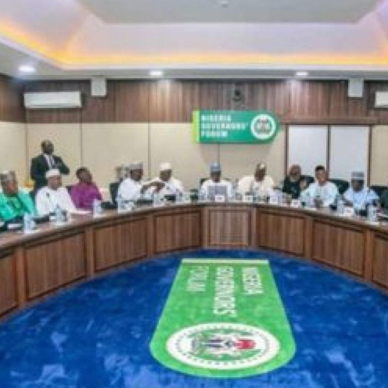 Governors to Meet Osinbajo on Economic Sustainability Plan Implementation