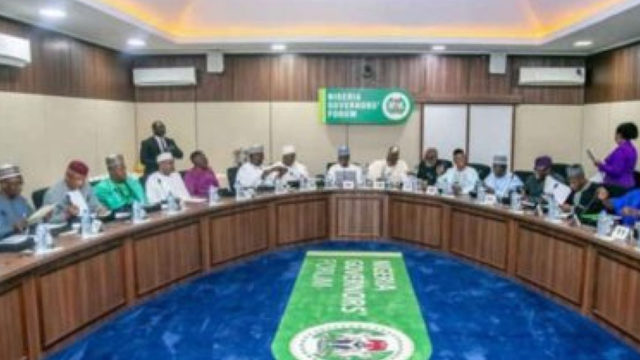 Governors to Meet Osinbajo on Economic Sustainability Plan Implementation