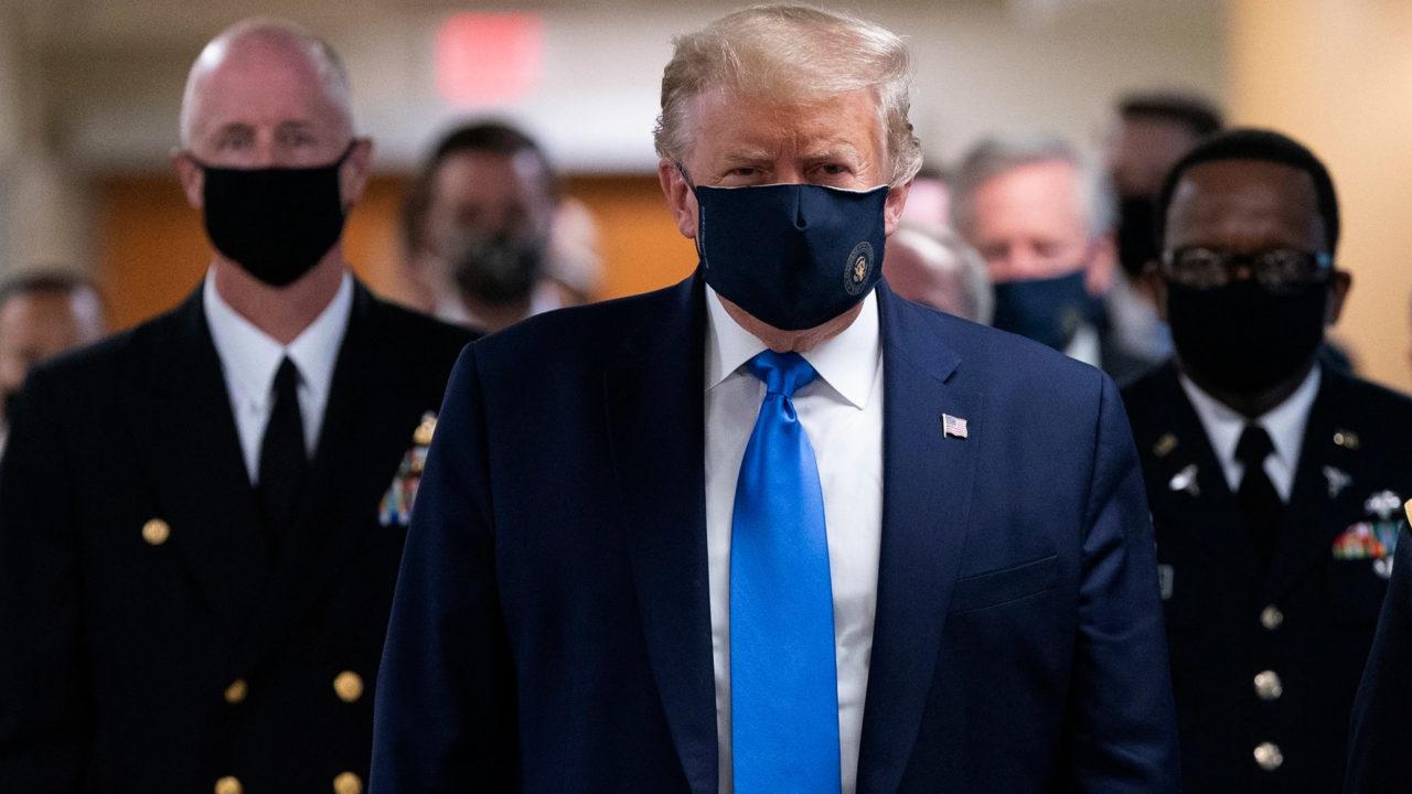 https://www.westafricanpilotnews.com/wp-content/uploads/2020/07/Trump-Wears-Mask-07-11-20-1280x720.jpg