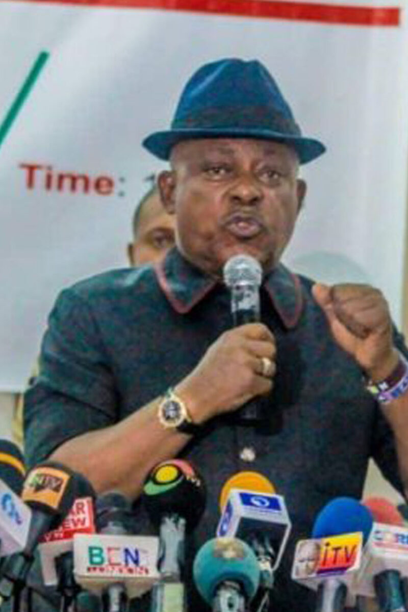 Secondus Plans To Stop PDP National Convention