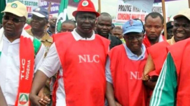Breaking : Workers Suspends Nationwide Strike, Protests