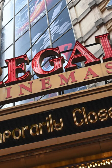 Movie Theaters Are on Life Support – How Will the Film Industry Adapt?