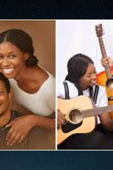 Mike Bamiloye's Daughter and Husband Sing for Nigeria