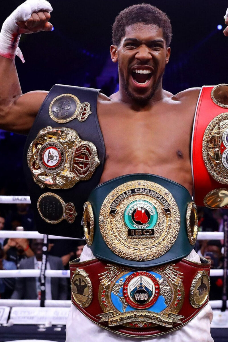 Pulev, Anthony Joshua to fight in London Dec. 12