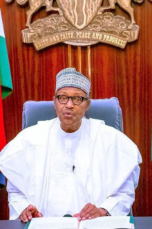President Buhari Ignores Shootings of Unarmed Protesters in Lekki, Cautions International Communities as He Addresses the Country