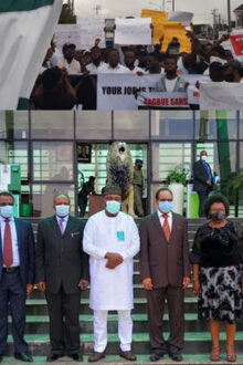 Gov. Ugwuanyi Sympathizes With Victims Of The Violent Protest… Inaugurates Panel For Compensation