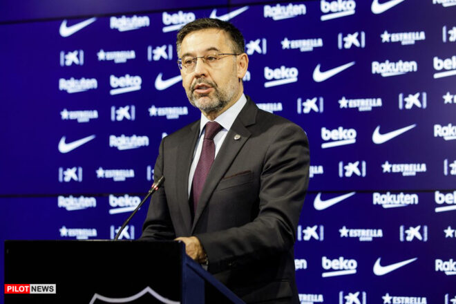 FC Barcelona President Resigns, Board of Directors Join in Quitting