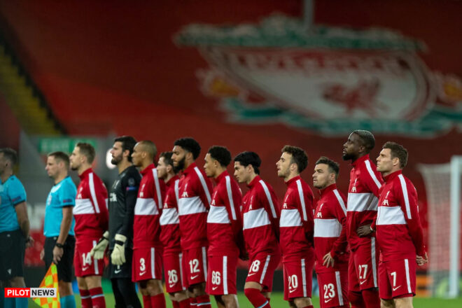 Liverpool Labour to 2-0 Win Over Midtjylland
