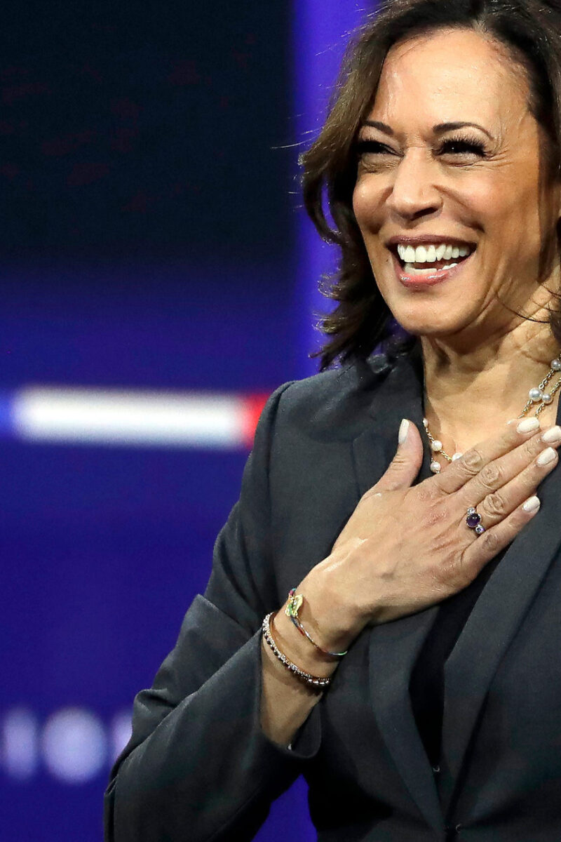 U.S. VP-elect Kamala Harris to Resign From Senate