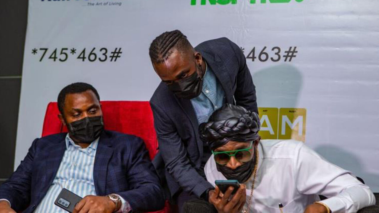 https://www.westafricanpilotnews.com/wp-content/uploads/2021/03/Dbanj-making-a-phone-call-to-the-winners-of-the-draw-3-30-21-1280x720.jpg