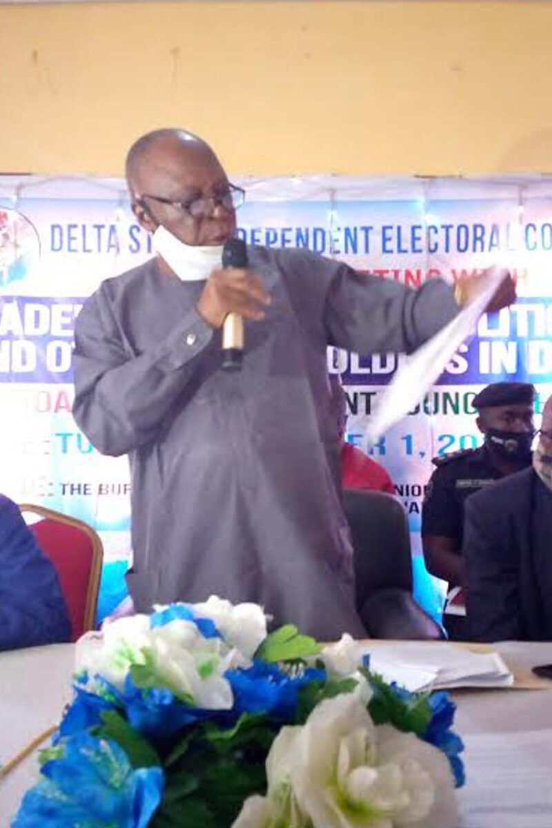 PDP Optimistic of Victory in Delta LG Poll