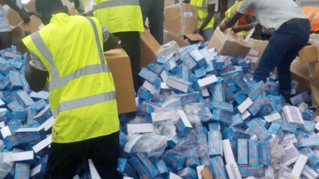 https://www.westafricanpilotnews.com/wp-content/uploads/2021/03/NAFDAC-destroy-fake-drugs-3-15-21-1280x720.jpg