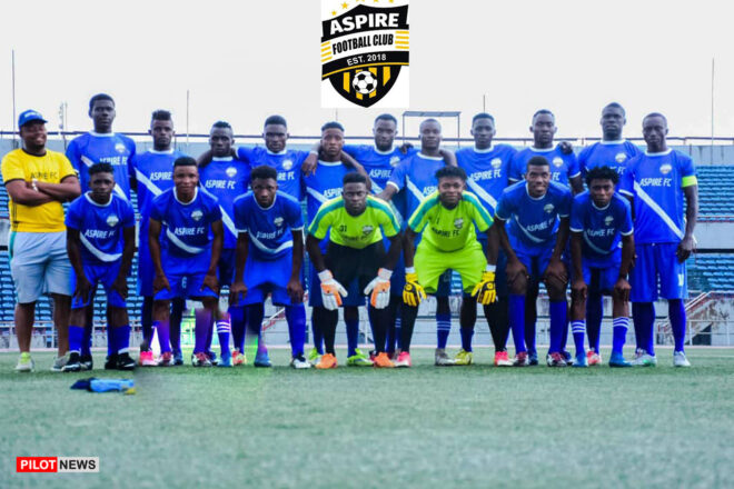Aspire FC Win Okigwe Centre of NLO Division One Competition