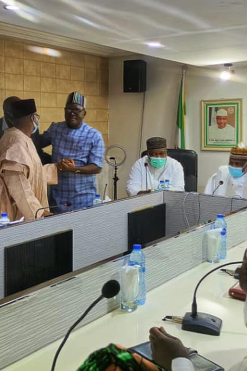 PDP Governors Call for Devolution of Powers