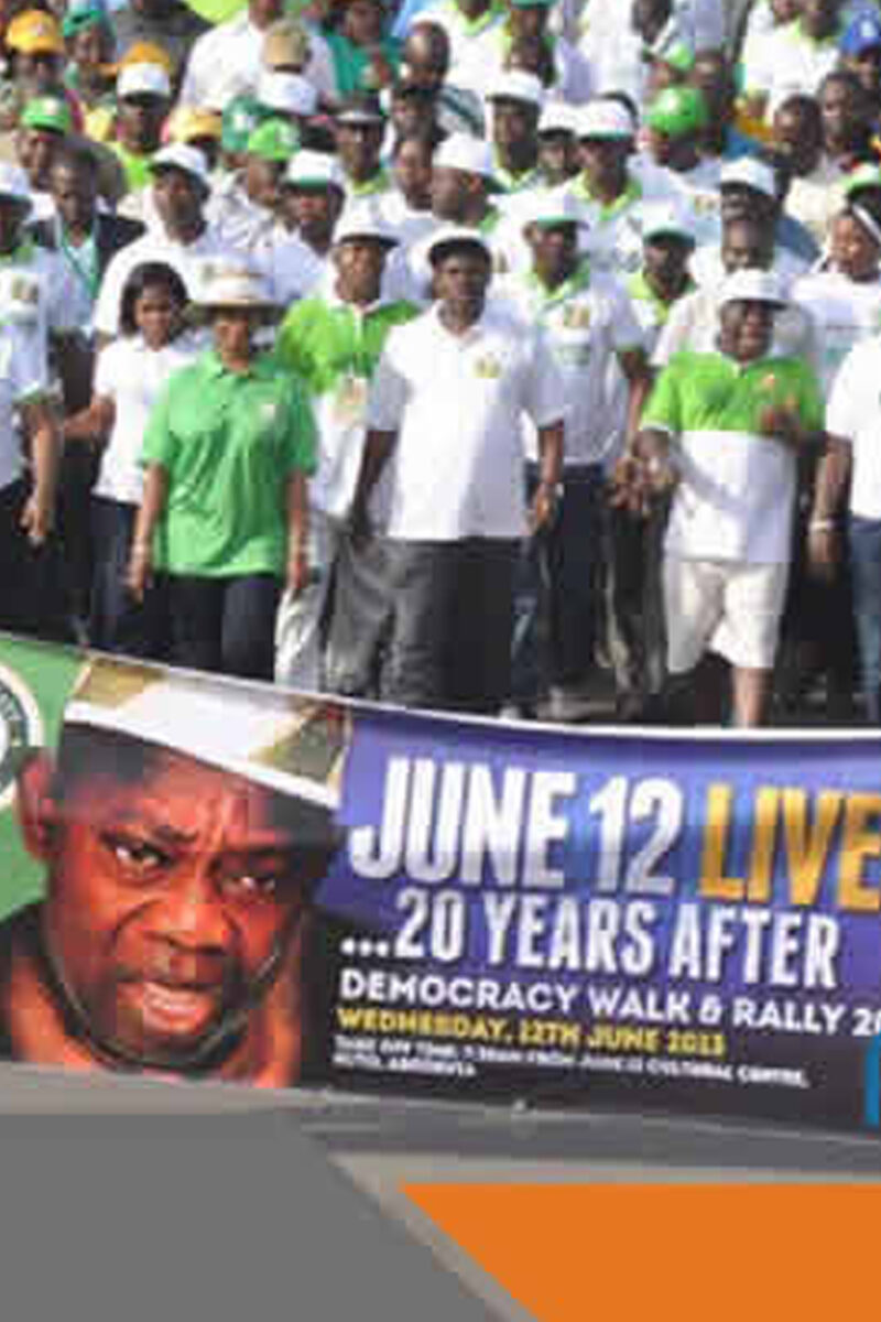 June 12: Police Deny Being Aware of a Planned Protest In Lagos