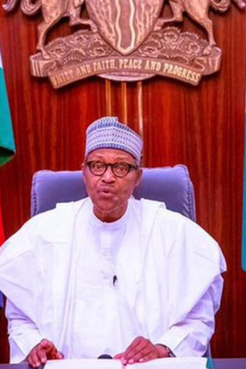 I Remain Committed to Uphold and Defend Nigeria's Corporate Existence- Buhari
