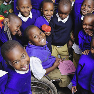 Disability Group, Sightsavers, Calls for Inclusive Education for Children with Disabilities as Buhari Jets to London for Education Summit