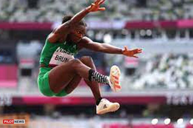 Ese Brume Won  First Medal for Nigeria in Tokyo Olympics