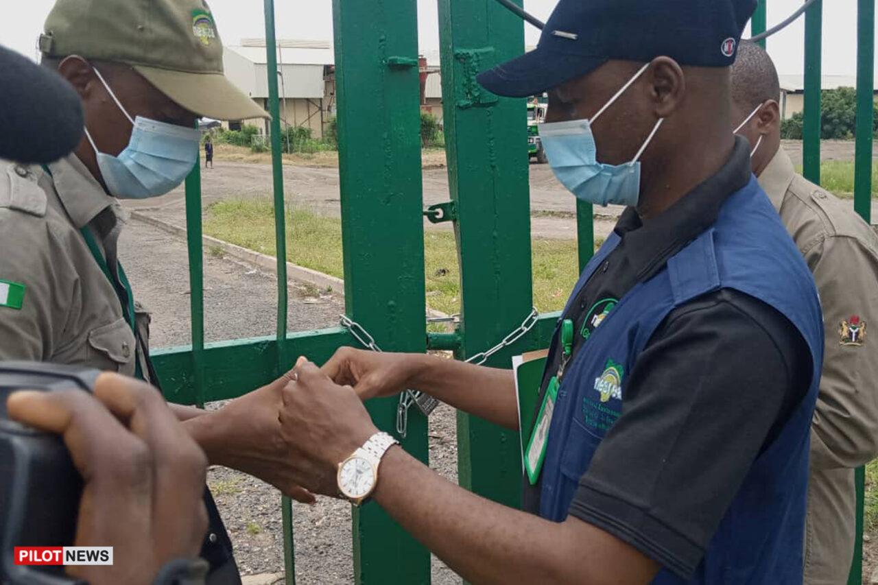 https://www.westafricanpilotnews.com/wp-content/uploads/2021/08/NESREA-sealing-violators-Office_WAP-1280x853.jpg