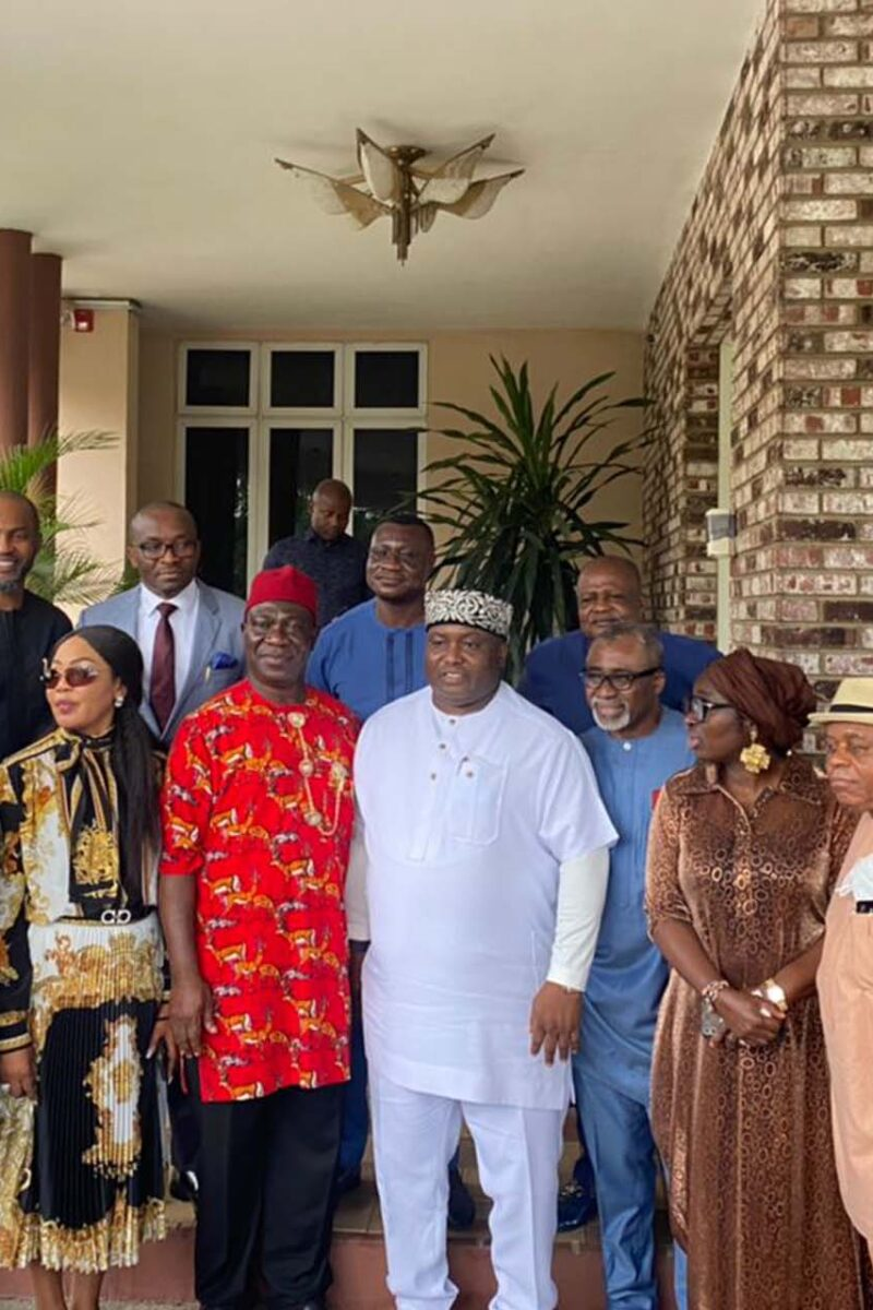 South East Caucus Of National Assembly Set To Mediate On Mazi Nnamdi Kalu Case