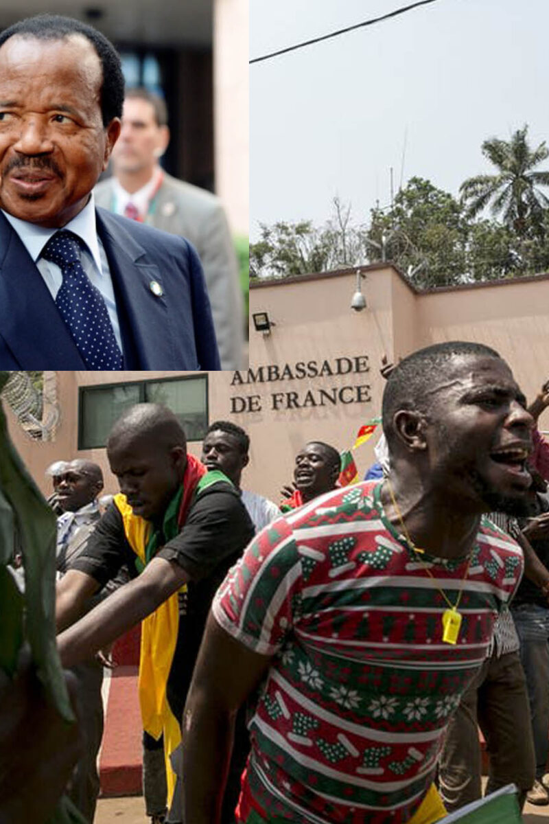 Cameroon Presidential Succession Looms Large in Solving Country's Political Crises
