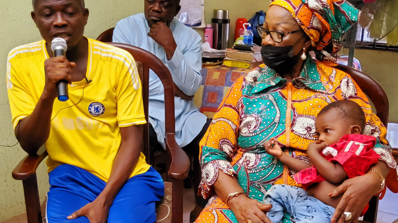 Enugu State Government Takes Full Responsibility Of 9 Month Old Survivor Of Food Poisoned Family