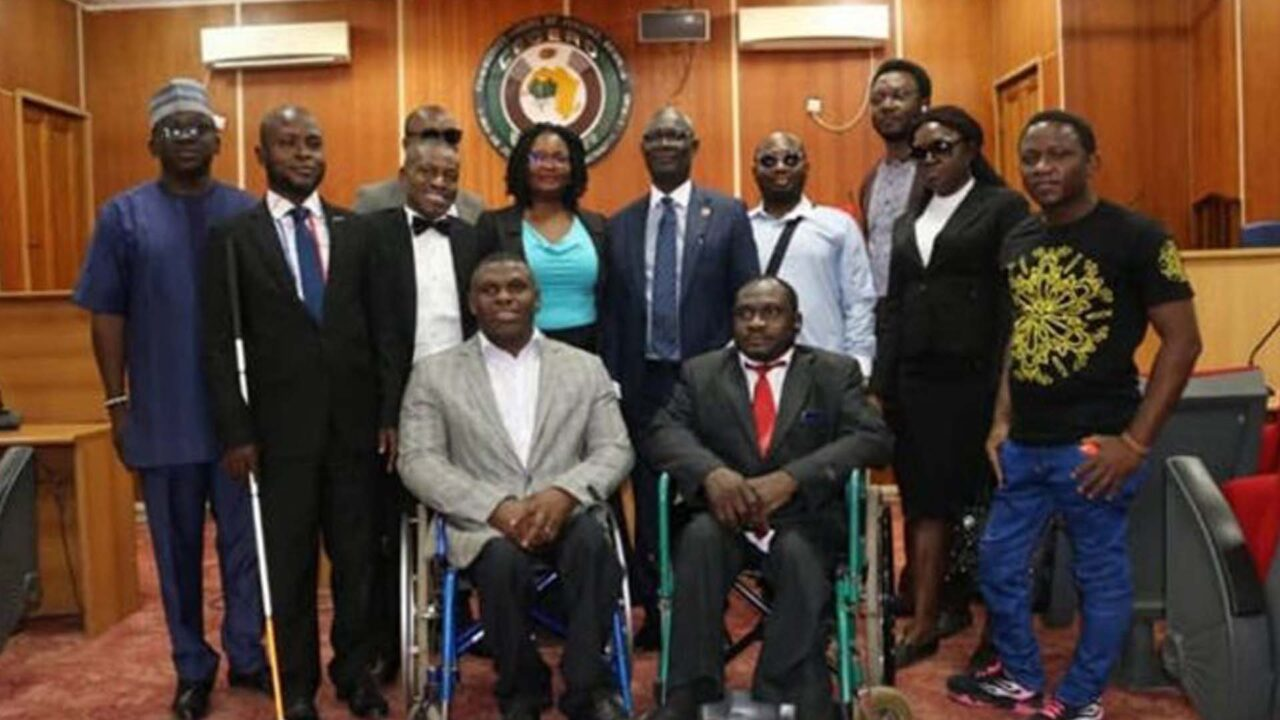 Persons With Disabilities Should Constitute 5% Of Public Office Workforce In Nigeria-Okpeh