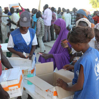 Half a Million People In Borno, Yobe, And Adamawa Faces Starvation- WFP